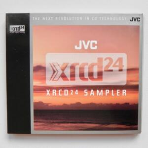 JVC XRCD 24  SAMPLER  --  XRCD - Made in the USA