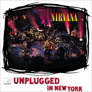Nirvana - MTV Unplugged In New York  --  180g LP 33 giri
