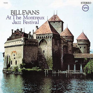 Bill Evans  - At The Montreux Jazz Festival   --  LP 33 giri 200g Made in USA