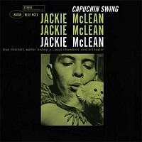Capuchin Swing / Jackie McLean  -- LP 33 giri 200 gr. Mono - Made in USA  - SIGILLATO