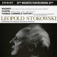 Wagner - Chopin - Canning / Leopold Stokowski  -- LP 33 giri 200 gr. - Made in USA  - SIGILLATO