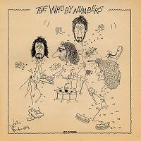 The Who by Numbers  / The Who  -- LP 33 giri  150 gr - Made in USA  - SIGILLATO