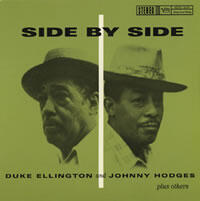 Side by Side / Duke Ellington & Johnny Hodges  -- LP 33 giri 200 gr. - Made in USA QUIEX SV-P - SIGILLATO