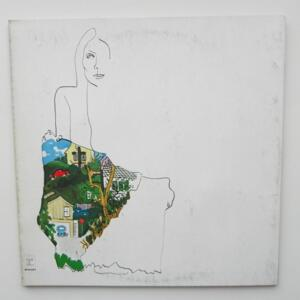 Ladies of the Canyon  /  Joni Mitchell  --  LP 33 giri - Made in Italy
