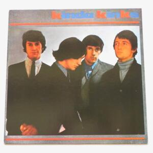 Kinda Kinks / The Kinks --  LP 33 giri - Made in Germany