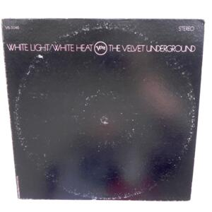 White Light White Heat / The Velvet Underground  --  LP 33 giri - Made in USA