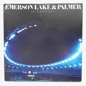 Emerson, Lake & Palmer In Concert  / Emerson, Lake & Palmer --  LP 33 giri  - Made in Italy