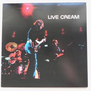 Live Cream  /  Cream   --  LP 33 giri - Made in Italy