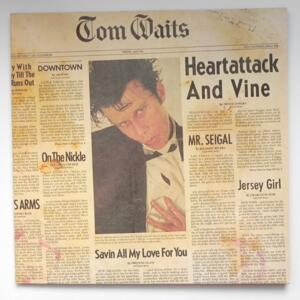 Heartattack And Vine   /  Tom Waits   --  LP 33 giri - Made in Germany