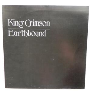 Earthbound  / King Crimson  --  LP 33 giri  - Made in Italy - Prima Stampa Italiana