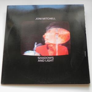 Shadows and Light   /  Joni Mitchell  --  Doppio LP 33 giri - Made in Italy