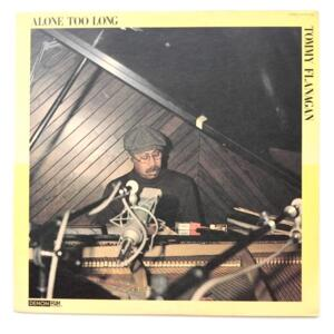Alone Too Long / Tommy Flanagan  --  LP 33 giri - Made in Japan