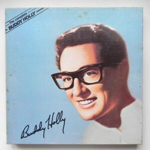 The Complete Buddy Holly / Buddy Holly  --  Cofanetto 6 LP 33 giri - Made in UK