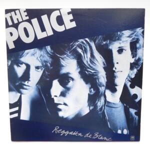 Reggatta de Blanc / The Police  -- LP 33 giri - Made in USA
