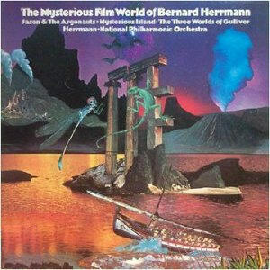 Bernard Herrmann - The Mysterious Film World Of Bernard Herrmann  --  Doppio LP 45 giri 180 gr. Made in USA - Edizione limitata e numerata - SIGILLATO