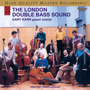 The London Double Bass Sound with Gary Karr  --  LP 33 giri 180 gr