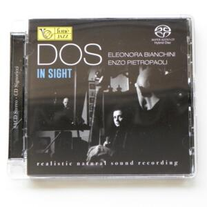 DOS in Sight / Bianchini - Pietropaoli  --  SACD Ibrido - Made in EU