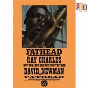 Ray Charles Presents David Newman  --  LP 33 giri 180 gr. Made in Germany