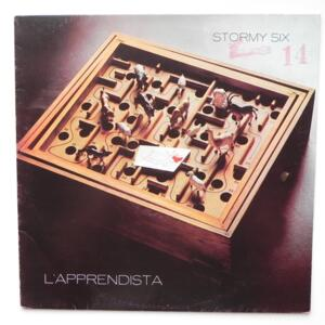 L'Apprendista / Stormy Six  --  LP 33 giri - Made in Italy