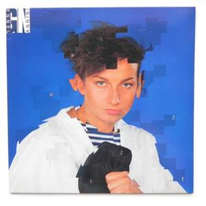 Puzzle / Gianna Nannini --  LP 33 giri - Made in Italy