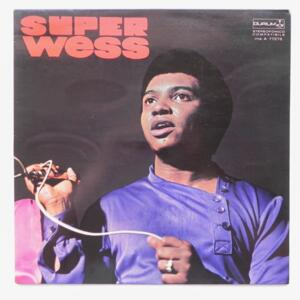 Super Wess / Wess e The Airedales --  LP 33 giri - Made in Italy