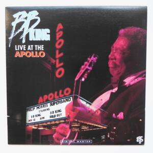 Live at the Apollo / BB King  --  LP 33 giri - Made in USA