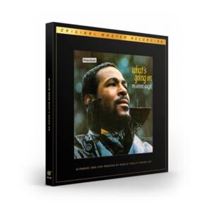 Marvin Gaye - What's Going On  --  Cofanetto 2 LP 45 giri 180 gr. - ULTRADISC ONE-STEP SUPER VINYL - Made in USA - 1 copia disponibile - Seriale 5167 / 7500
