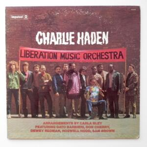 Liberation Music Orchestra / Charlie Haden  --  LP 33 giri - Made in USA