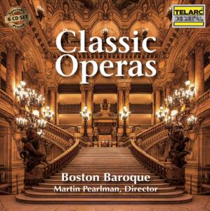 Classic Operas -  Direttore: Martin Pearlman - Orchestra: Boston Baroque  --  Cofanetto 6 CD Made in USA