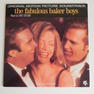 The Fabulous Baker Boys - Original Motion Picture Soundtrack / Music by Dave Grusin  --  LP 33 giri - Made in USA