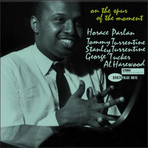 Horace Parlan - On The Spur Of The Moment  --  Doppio LP 45 giri 180 gr. in Edizione limitata  - Made in USA by Music Matters