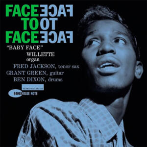 Baby Face Willette  - Face To Face  --  LP 33 giori 180 gr. - Tone Poet Audiophile Vinyl Reissue Series Made in USA
