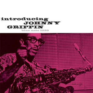 Johnny Griffin - Introducing Johnny Griffin  --  180g LP 33 giri - Blue Note 80 Vinyl Reissue Series - Made in USA/DE