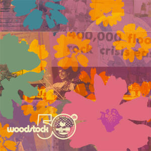 Woodstock Back To the Garden 50th Anniversary Collection  --  Cofanetto 5 LP
