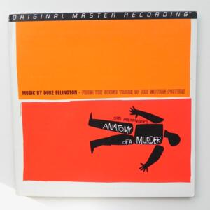 Anatomy of a Murder / Duke Ellington and his Orchestra  --  LP 33 giri 200 gr. - Made in USA
