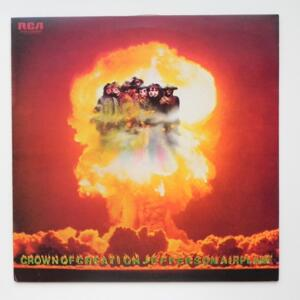 Crown of Creation / Jefferson Airplane  --  LP 33 giri - Made in UK