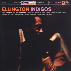 Duke Ellington - Indigos  --  LP 33 rpm 180 gr. Made in USA - Limited numbered edition - IMPEX - SEALED
