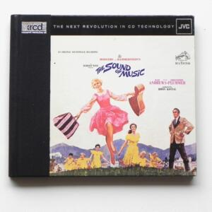 The Sound of Music - An Original Soundtrack Recording / Julie Andrews - Christopher Plummer - Irving Kostal, conductor  --   XRCD2 - Made in Japan - 82876-52704-2