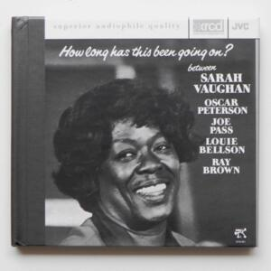 How long has this been going on?  / S. Vaughan - O. Peterson - J. Pass - L. Bellson - R. Brown  --  XRCD - Made in USA - JVCXR-0038-2