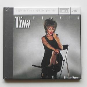 Private Dancer / Tina Turner  --  XRCD - Made in USA - JVCXR-0044-2