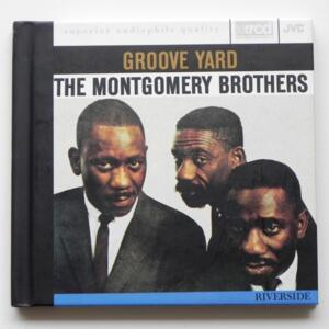 Groove Yard / The Montgomery Brothers  --  XRCD - Made in USA - JVCXR-0018-2 - Riverside