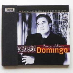 Songs of Love / Placido Domingo  --   XRCD2 - Made in Japan - 7243 8 2677123
