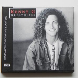 Breathless / Kenny G  --   XRCD2 - Made in Japan - 82876-62970-2