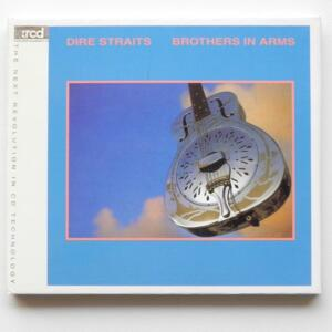 Brothers in Arms / Dire Straits  --  XRCD2  - Made in Japan - 5483572 - Vertigo