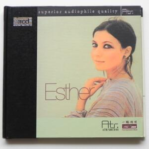 Esther / Esther Ofarims  --  XRCD2 - Made in USA/JAPAN - ATR XRCD 01