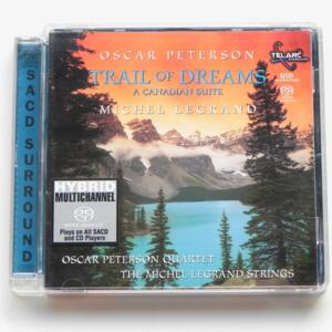 Trail of Dreams - A Canadian Suite / Oscar Peterson - Michel Legrand  -- HYBRID SACD - MADE in EU/USA - SACD-63500