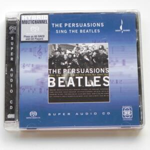The Persuasions sing the Beatles / The Persuasions  --  HYBRID SACD - Made in USA - SACD244