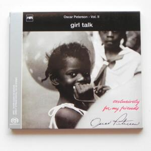 Girl Talk / Oscar Peterson  Vol II    --  HYBRID SACD - Made in EU - 06024 9811294