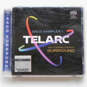 SACD Sampler I / AA.VV.  --  HYBRID SACD - Made in DE/USA - SACD-60006