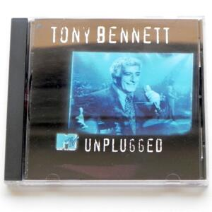 Unplugged / Tony Bennett --  SACD SINGOLO STRATO -  Made in USA - RPM RECORDS / COLUMBIA CS 66124
